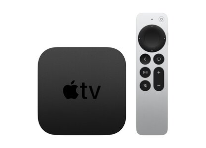 Apple TV HD (2021) - Μαύρο