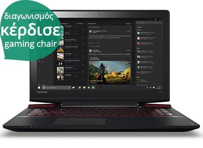 "Laptop Lenovo Ideapad Y700-15ISK 80NV016BGM - 15.6"" (i7-6700HQ/8GB/1TB&128GB/GTX 960M)"