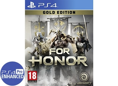 For Honor Gold Edition - PS4 Game