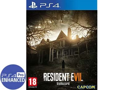 Resident Evil VII biohazard - PS4/PSVR Game