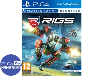 RIGS: Mechanized Combat League - PS4 Game