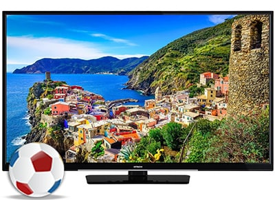 "Τηλεόραση Hitachi 55"" 4K HDR Smart TV 55HK4W64"