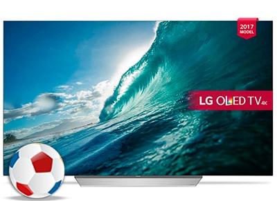 """Τηλεόραση LG 65"""" 4K OLED Smart TV OLED65C7V"""