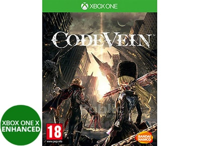 Code Vein - Xbox One Game gaming   παιχνίδια ανά κονσόλα   xbox one