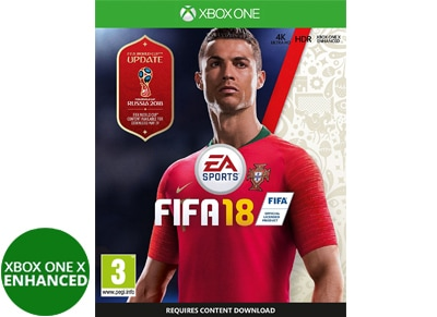 FIFA 18 - Xbox One Game gaming   παιχνίδια ανά κονσόλα   xbox one