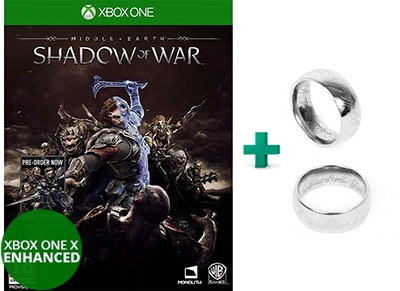 Middle-Earth: Shadow of War - Xbox One Game