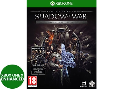 Middle-Earth: Shadow of War Silver Edition - Xbox One Game