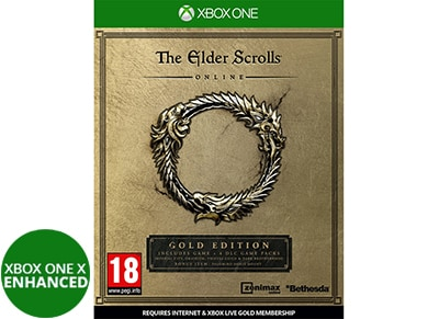 The Elder Scrolls Online Gold Edition - Xbox One Game