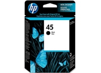 Μελάνι Μαύρο HP Inkjet 45 (51645A)