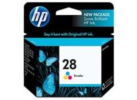 Μελάνι Έγχρωμο HP 28 Inkjet (C8728A)