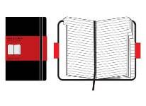 Τηλεφωνικός Κατάλογος Moleskine Address Book Pocket Μαύρος