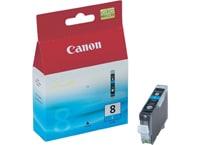 Μελάνι Κυανό Canon CLI-8C 0621B001