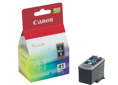 Μελάνι Έγχρωμο Canon CL-41 (0617B001)
