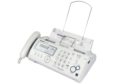 Θερμικό Φαξ Panasonic KX FP205 περιφερειακά   εκτυπωτές   πολυμηχανήματα   fax