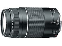 Canon EF 75-300 mm f/4 - 5.6 III - Canon DSLR Lens