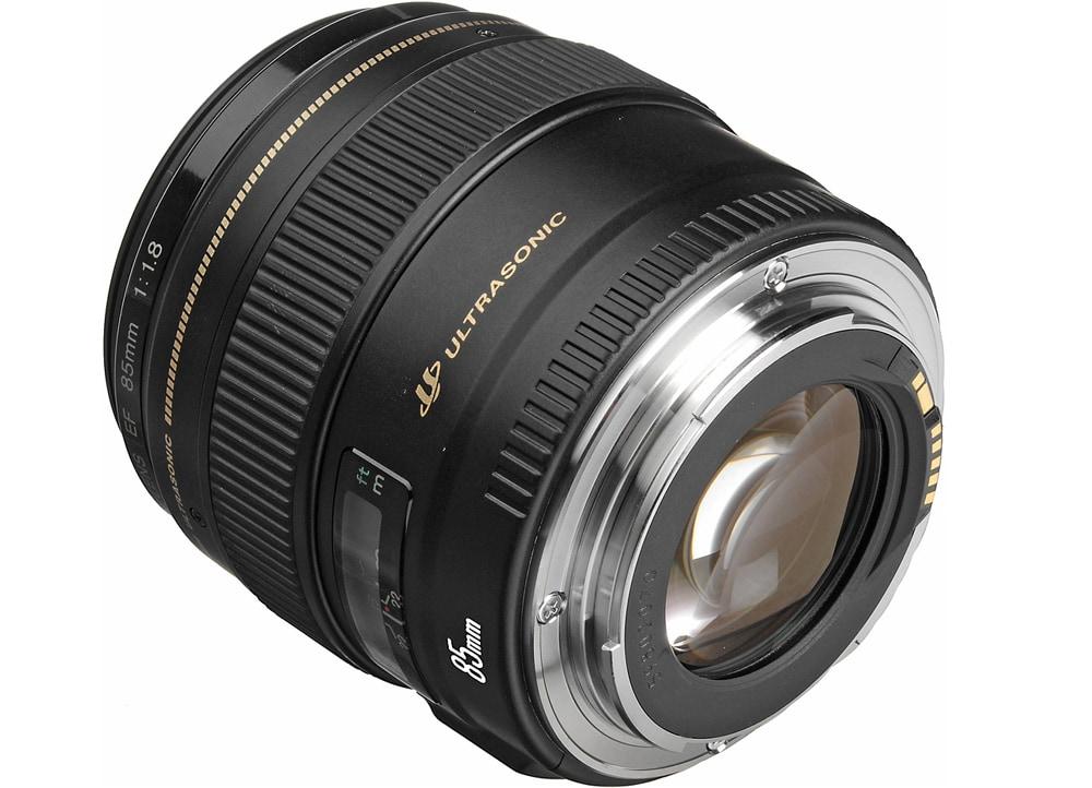 Φακός Canon EF 85 mm - f/1,8 USM