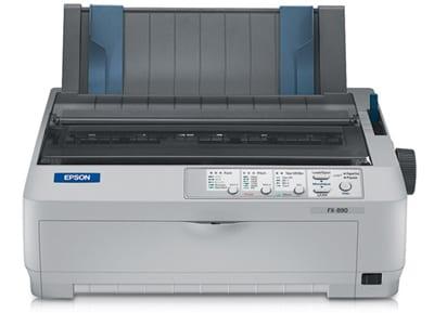 Epson FX-890 - Εκτυπωτής Dot Matrix A4 περιφερειακά   εκτυπωτές   πολυμηχανήματα   εκτυπωτές