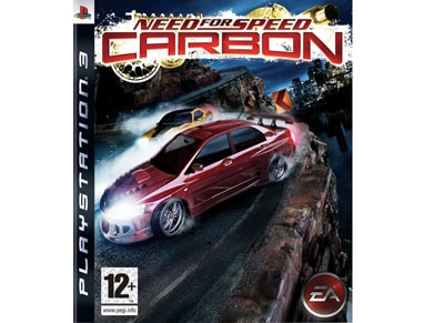 Need for Speed Carbon - PS3 Game gaming   παιχνίδια ανά κονσόλα   ps3