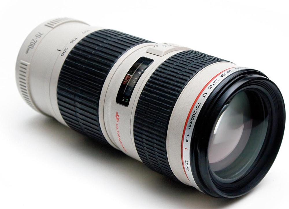 Φακός Canon EF 70 - 200 mm