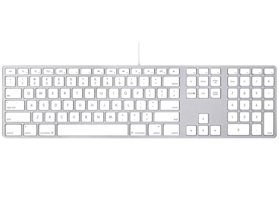 Πληκτρολόγιο Apple MB110 GR/A - Ελληνικά/Αγγλικά