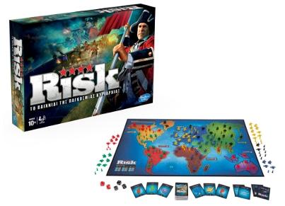 Επιτραπέζιο Risk (Hasbro 28720)