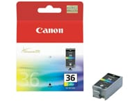 Μελάνι Έγχρωμο Canon CLI-36C 1511B001