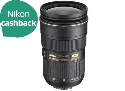 Φακός Nikon Zoom-Nikkor 24 - 70 mm