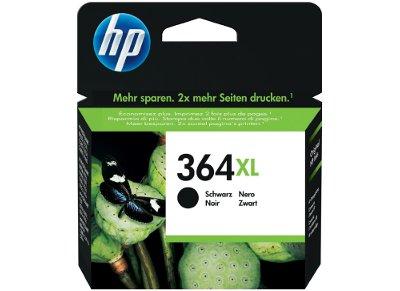 Μελάνι Μαύρο HP 364XL CB321EE