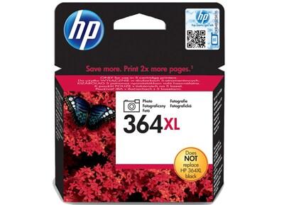 Μελάνι Μαύρο HP 364XL CB322EE (Φωτογραφικό)