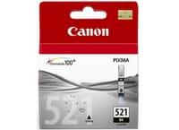 Μελάνι Μαύρο Canon CLI 521BK (2933B001)