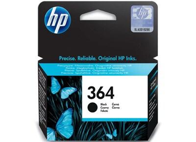 Μελάνι Μαύρο HP 364 (CB316EE)