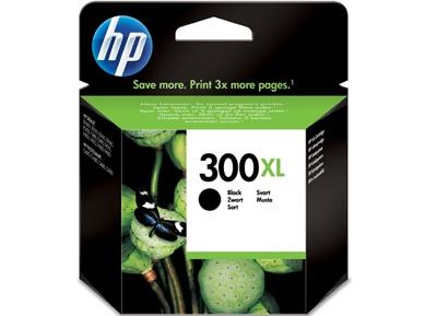 Μελάνι Μαύρο HP 300XL (CC641EE)