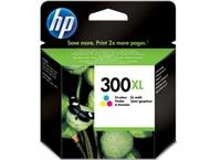 Μελάνι Έγχρωμο HP 300XL (CC644EE)