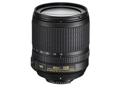Nikon Zoom-Nikkor - Φακός zoom - 18 mm - 105 mm