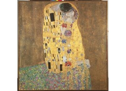 Puzzle Clementoni Museum Collection Klimt: Το Φιλί 1000 κομμάτια