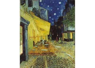 Puzzle Clementoni Museum Collection Van Gogh: Καφέ τη Νύχτα 1000 κομμάτια