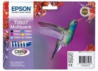 Μελάνι Multipack Epson T0807