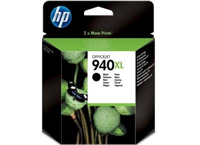 Μελάνι Μαύρο HP 940XL (C4906AE)