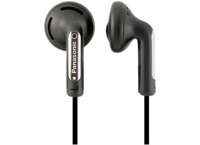 Ακουστικά Panasonic Μαύρα RP HV154E-K