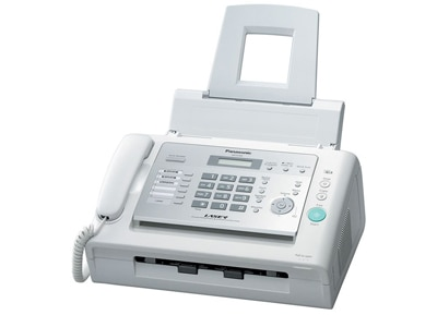 Laser Φαξ Panasonic KX-FL421GR-W περιφερειακά   εκτυπωτές   πολυμηχανήματα   fax