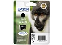 Μελάνι Μαύρο Epson T0891 (C13T08914010)