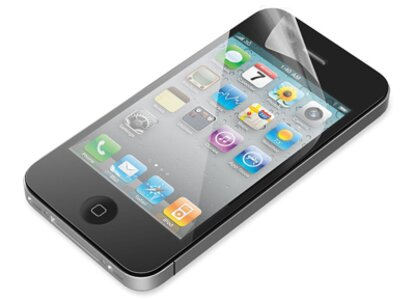Μεμβράνη οθόνης iPhone 4/4s - Belkin ClearScreen Overlay F8Z678CW apple   αξεσουάρ iphone   μεμβράνες