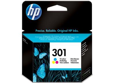 Μελάνι Έγχρωμο HP 301 CH562EE