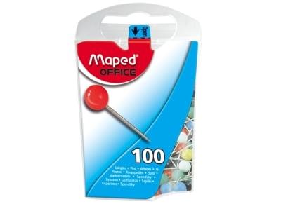 Καρφίτσες Maped 346011 5mm Μπίλια Μικρή 100 Τεμάχια