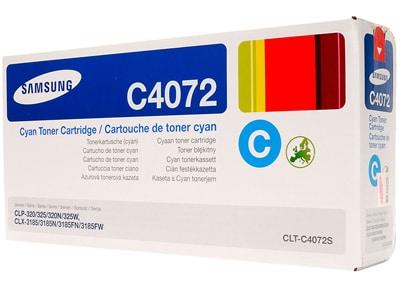 Τόνερ Κυανό Samsung CLT-C4072S