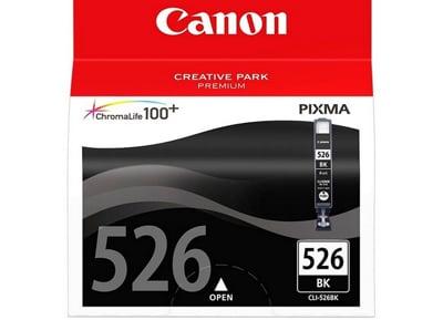 Μελάνι Μαύρο Canon CLI-526 (4540B001)