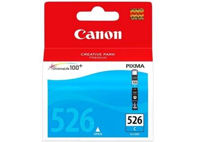 Μελάνι Κυανό Canon CLI-526C 4541B001