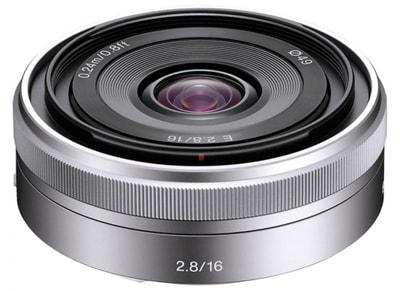 Φακός Sony SEL16F28 16 mm φωτογραφία   βίντεο   αξεσουάρ φωτογραφικών   φακοί