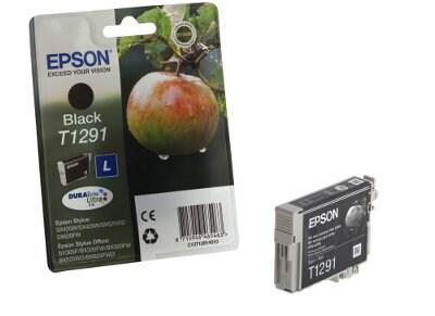 Μελάνι Μαύρο Epson InkJet Τ1291