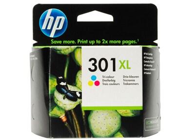 Μελάνι Έγχρωμο HP 301XL Inkjet (CH564EE)